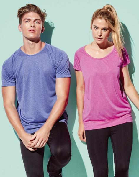 Sportkleding bedrukken T-shirts mannen en vrouwen