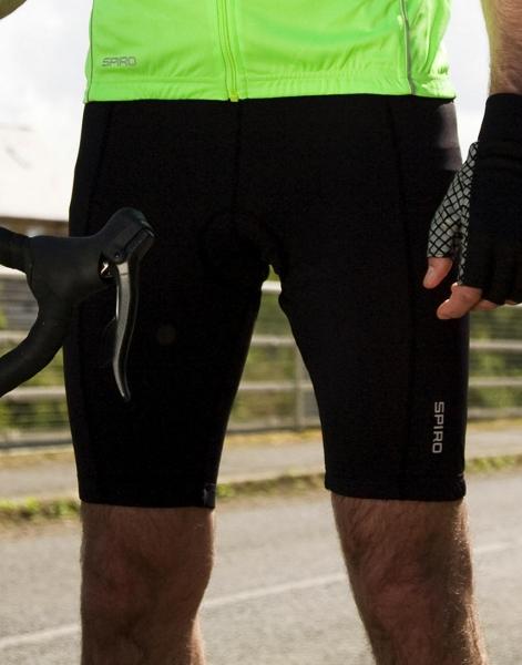 Sportkleding bedrukken fietsbroek mannen