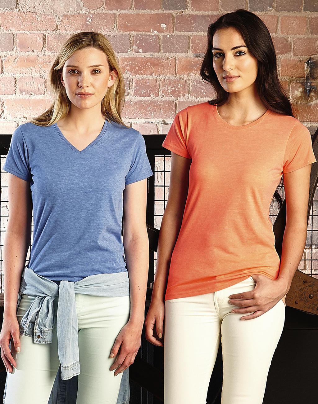 Zeefdruk T-shirts vrouwen