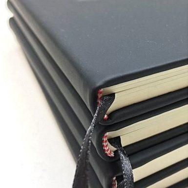 notitieboek bedrukken printing services