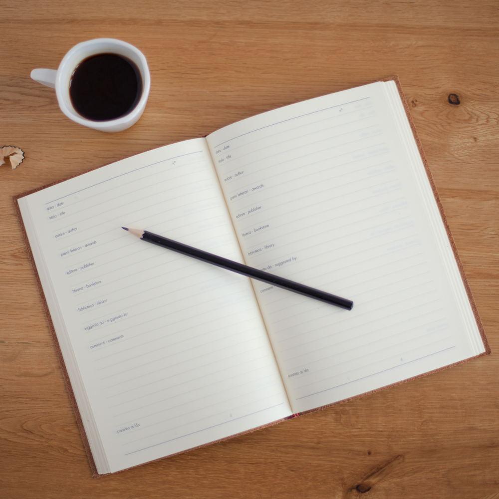 notitieboeken bedrukken voorbeeld