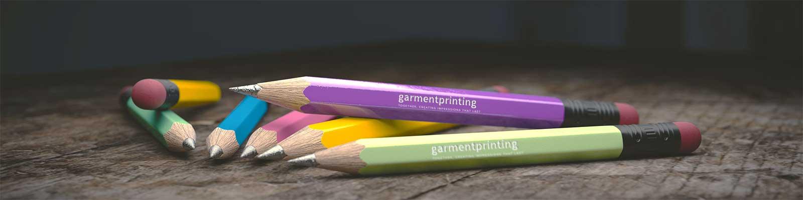 pennen bedrukken voorbeeld