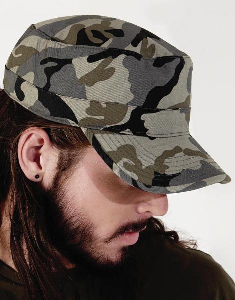 petten bedrukken mannen camouflage