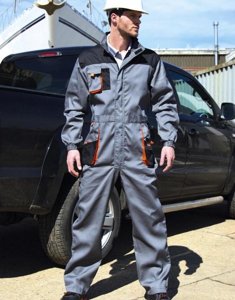 Werkkleding bedrukken mannen