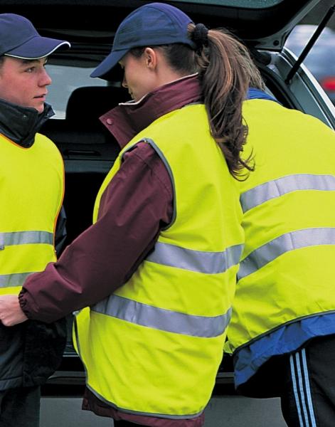 Werkkleding borduren veiligheidskleding vrouwen