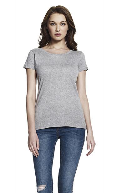Continental clothing T-shirt grijs mannen