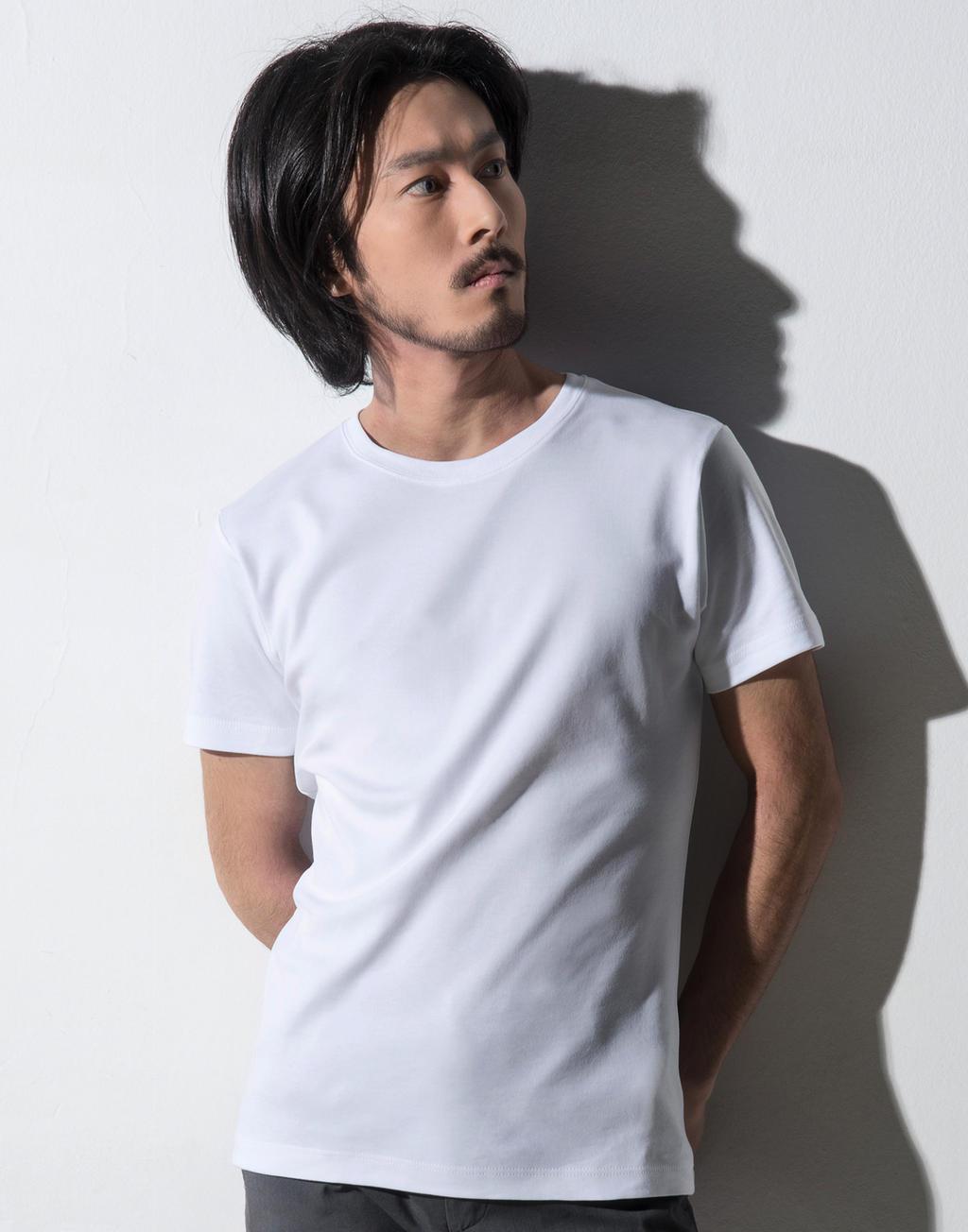 Duurzame T-shirts mannen wir