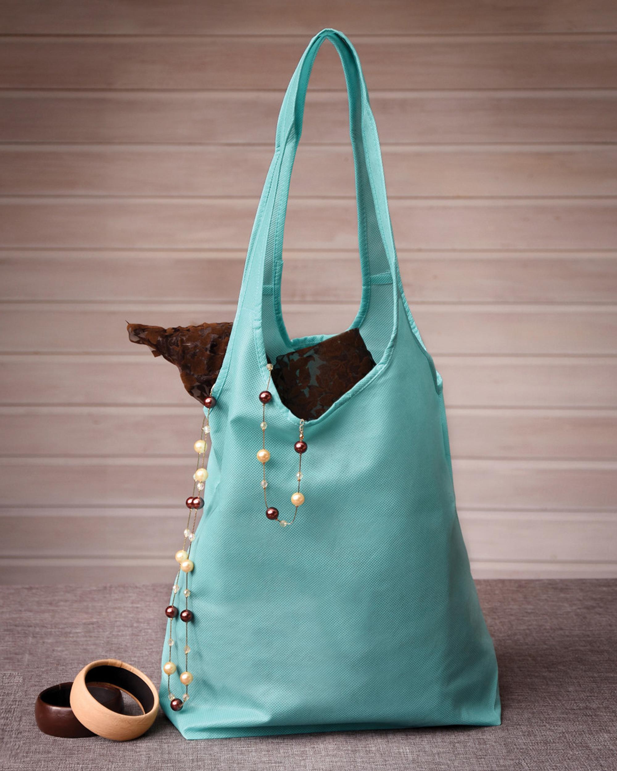 Jassz shopper blauw