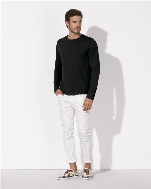 StanleyStella lange mouwen T-shirt mannen