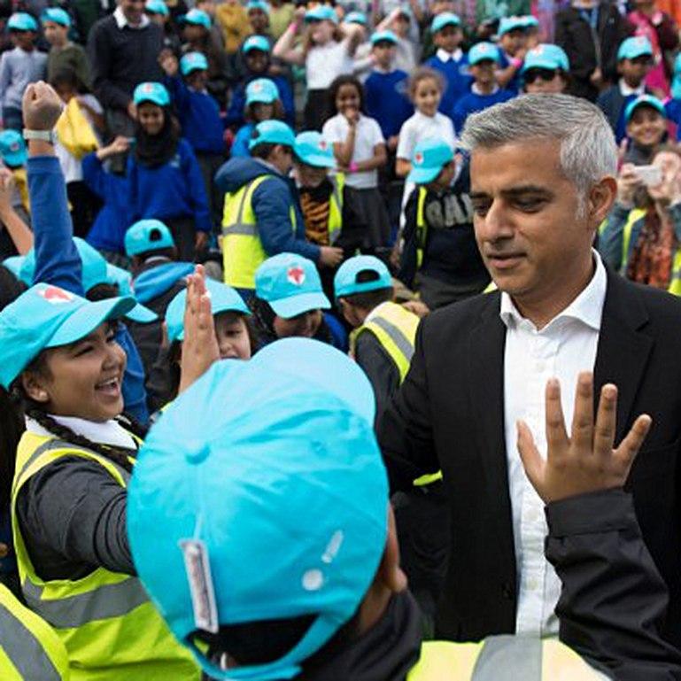Hoe bedrukte kleding je kan helpen met geld ophalen voor een liefdadigheidsinstelling blog London Mayor's Fund