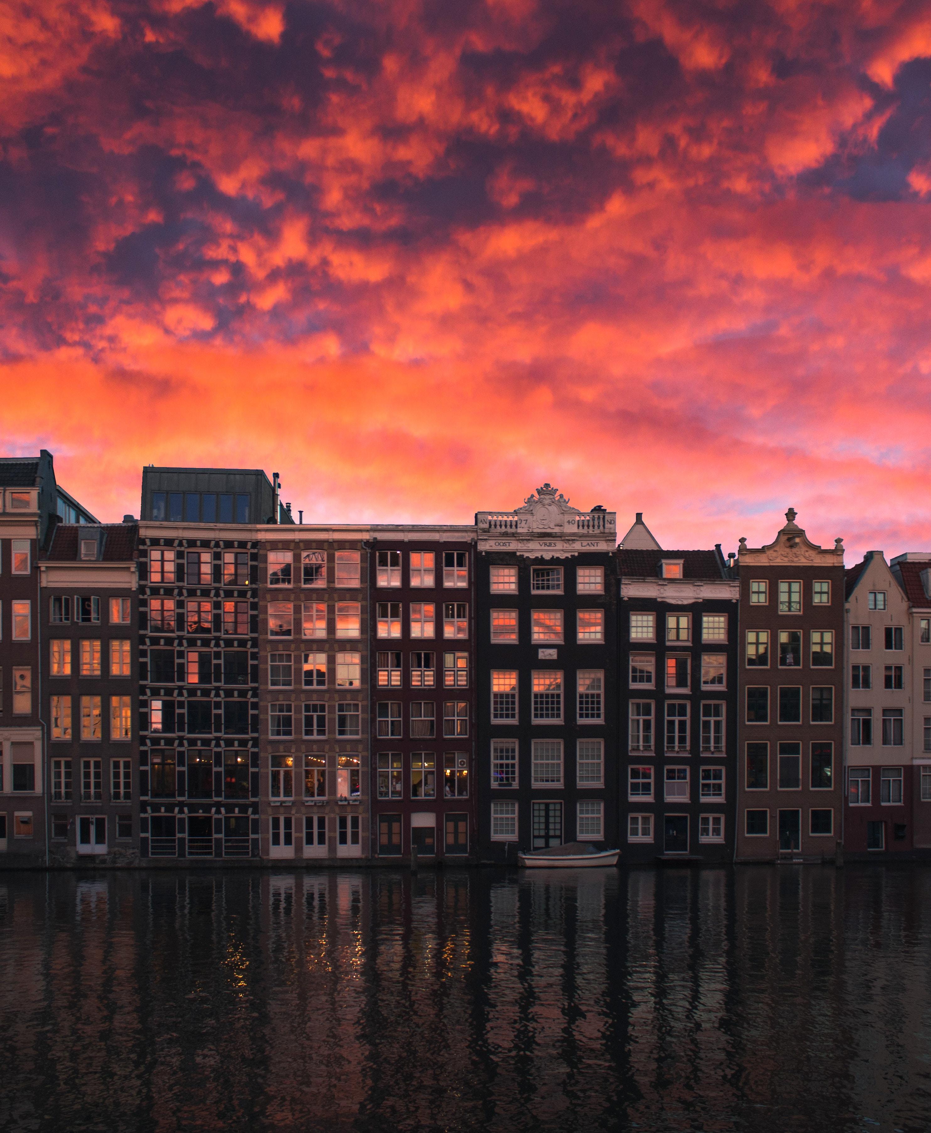 Kleding bedrukken Amsterdam stad